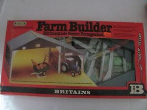 VINTAGE BRITAINS FARM BUILDING 1:32 SCALE CAN BE USED FOR 1:64