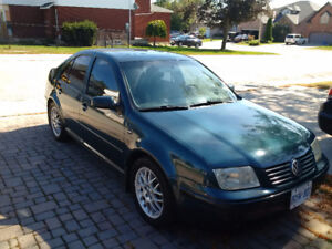 2001 Volkswagen Jetta TDI 266k, stage 2+ tune, BBS rims