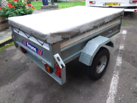 Car trailer fully booked