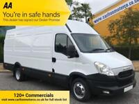 2012/ 12 Iveco Daily 3.0TD 35C17V Eco EEV LWB HIGH ROOF VAN [ 3950 ] DRW A/Con
