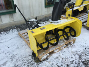"44"" Snowblower for D100 Series Tractors"