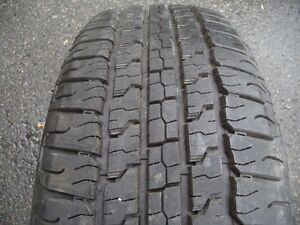 Goodyear Wrangler Fortitude HT  tires size 275-65-R18 new