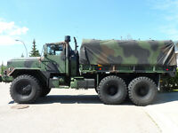 US Military M925A2 6x6 Cargo Truck