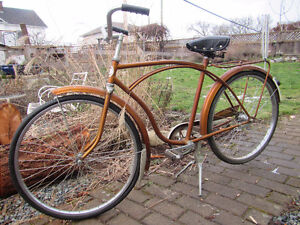 Vintage Road King Eaton bicycle made in Hungary