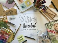 Every Woman Empowered's Vison Board Workshop 2018