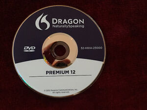Dragon Premium 12, with headset or Bluetooth