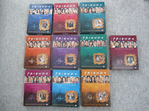 All 10 Seasons Of Friends on DVD Kitchener / Waterloo Kitchener Area image 1