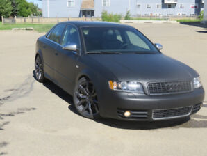 PRICE REDUCED!!! 2004 AUDI S4