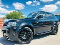 2009 Land Rover Range Rover Sport 5.0 V8 Supercharged HSE 5dr SUV Petrol Automat