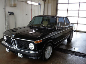 1976 BMW 2002 - Very Solid - Drives Great