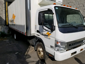 Sterling 360 REEFER 16 FT NEGO box truck