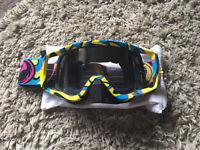 Oakley dragon goggles motocross
