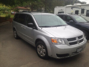 2010 Dodge Grand Caravan Minivan, Van