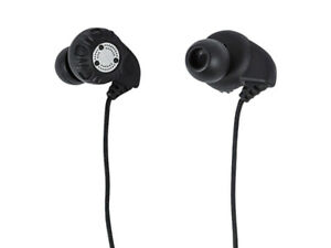 Monoprice Enhanced Bass Hi-Fi Noise Isolating Earbuds Headphones