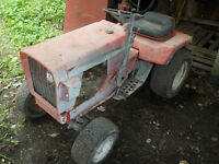 710 ALLIS CHALMERS TRACTOR PULLER PROJECT  16HP VANGUARD