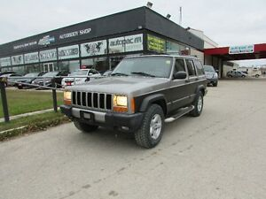 2000 Jeep Cherokee Sport SUV, Crossover 2yr warranty available