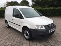 2008 VW Volkswagen Caddy 2.0 SDI PD Panel Van, NEW 12 MONTHS MOT, PX TO CLEAR