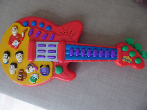 The Wiggles guitar (toy)