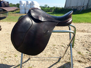 "17.5"" Schleese JES Advanced A/P Saddle"