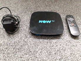 Now tv smartbox the more expensive one with the freeview channels