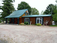 INVESTMENT OR BEAUTIFUL WATERFRONT HOME IN A DREAM LOCATION