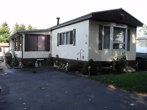 Mobile Home in Grand Bend For Sale - Year Round