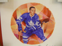 Frank Mahovlich Limited Edition Autograph