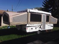 Tent Trailer BEST OF THE WEST $12345 O.B.O.