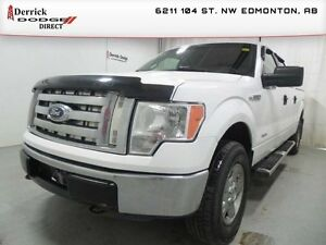 2011 Ford F-150   Used C/C 4X4XLT Power Group A/C Side Steps