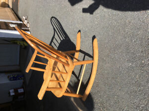 Bass River rocking chair