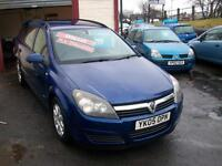 Vauxhall/Opel Astra 1.7CDTi 16v ( 100ps ) 2005.5MY Club