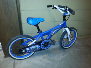 """Childs 16"""" Skylander Boys Bicycle for Age 5-8 years Kids"""