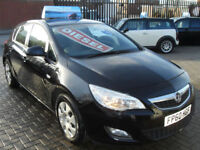 Vauxhall/Opel Astra 1.7CDTi 16v ( 110ps ) ecoFLEX 2010 ES, ONLY £30 PER YEAR TAX