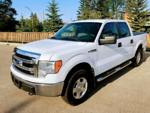 2013 Ford F-150 XLT Super Crew 4x4, No Accidents, Inspected 154K