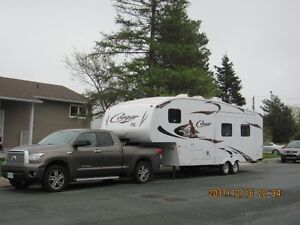 For Sale Keystone RV Mod. # 27sab X-Lite Fifth Wheel St. John's Newfoundland image 1