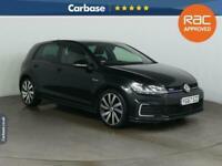 2017 Volkswagen Golf 1.4 TSI GTE Advance 5dr DSG HATCHBACK Petrol/Plugin Elec Hy