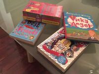 Jacqueline Wilson books bundle