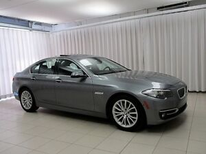 2014 BMW 5 Series 528i x-DRIVE AWD w/ NAVIGATION, MOONROOF & HEA