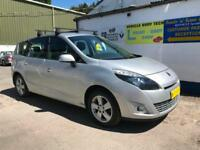 2010 Renault Grand Scenic 1.5 DCi Dynamique Tom-Tom - Metallic Silver