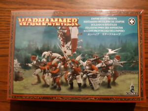 Warhammer Age of Sigmar Empire Statetroops