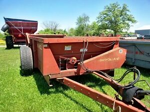 1994 New Holland 195 Manure Spreader London Ontario image 2