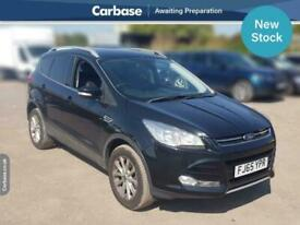 image for 2015 Ford Kuga 2.0 TDCi 150 Titanium 5dr 2WD - SUV 5 Seats SUV Diesel Manual