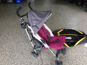 2014 Uppa Baby G-Luxe stroller with carrying bag