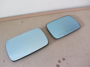 Bmw E46 E39 Door Mirror Glass Driver Passenger 325 330 530 540