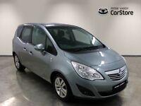 Vauxhall Meriva SE CDTI 2013-02-06