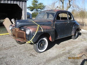 WANTED-Parts for 1942-46 Ford Sedan Coupe