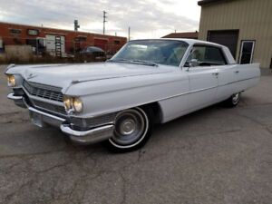1964 Cadillac Series 62 6-Window Hardtop