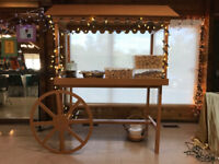 Pani Puri /Golgappa Service & Cart Hire for Weddings and Events!