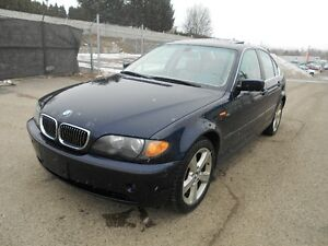 2004 BMW 3-Series 330 Xi Auto Excellent Condition Sedan