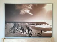 Picture with frame - 140 x 100 cm